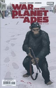 [War For The Planet Of The Apes #1 (Rivera Variant) (Product Image)]