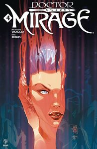 [Doctor Mirage #4 (Cover A Tan) (Product Image)]