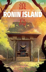 [Ronin Island #12 (Cover B Preorder Young Variant) (Product Image)]
