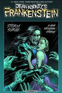[Frankenstein: Storm Surge (Signed Limited Edition Hardcover) (Product Image)]