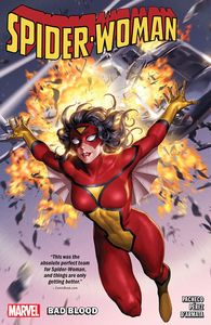 [Spider-Woman: Volume 1: Bad Blood (Product Image)]