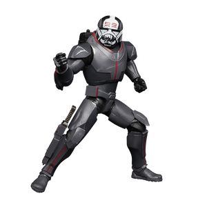 [Star Wars: The Bad Batch: Black Series Deluxe Action Figure: Wrecker (Product Image)]
