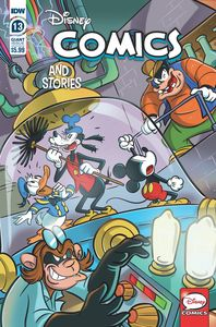 [Disney Comics & Stories #13 (Cover A Mazzarello) (Product Image)]