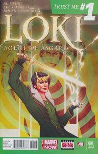 [Loki: Agent Of Asgard #1 (3rd Printing) (Product Image)]