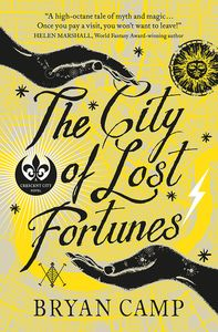 [City Of Lost Fortunes (Product Image)]