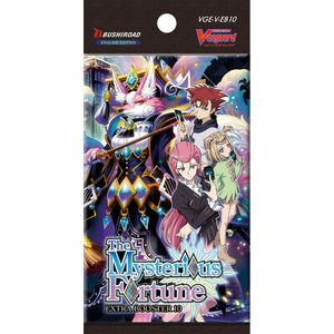 [Cardfight Vanguard V: Booster Pack: The Mysterious Fortune (Product Image)]