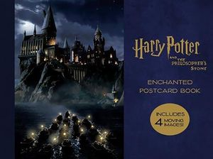 [Harry Potter & The Philosopher's Stone: Enchanted Postcard Book (Product Image)]