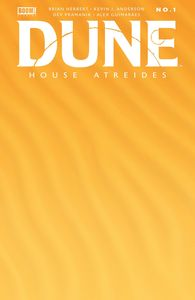 [Dune House Atreides #1 (Cover D Blank Sketch) (Product Image)]