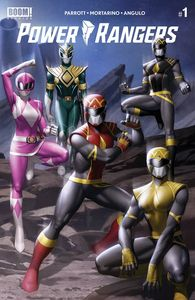 [Power Rangers #1 (Cover C Yoon) (Product Image)]