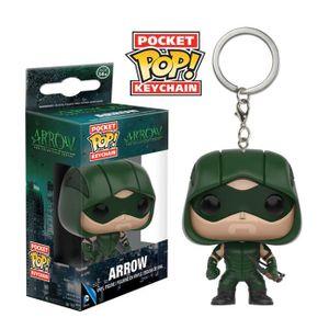 [Arrow: Pocket Pop! Keychain: Arrow (Product Image)]