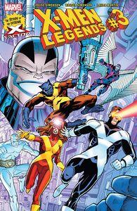 [X-Men: Legends #3 (Product Image)]