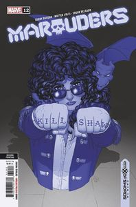 [Marauders #12 (2nd Printing Dauterman Variant) (Product Image)]