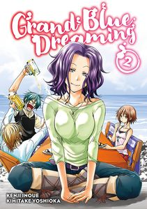 [Grand Blue Dreaming: Volume 2 (Product Image)]