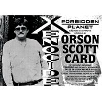[Orson Scott Card Signing (Product Image)]