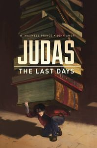 [Judas: The Last Days (Product Image)]