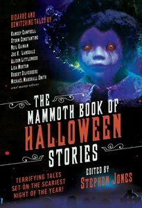 [Mammoth Book Of Halloween Stories (Signed Edition) (Product Image)]