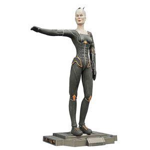 [Star Trek: Femme Fatales: Statue: Borg Queen (Product Image)]