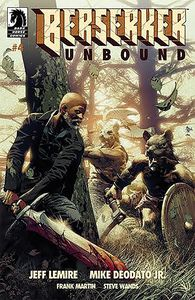 [Berserker: Unbound #4 (Cover A Deodato) (Product Image)]