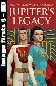 [Image Firsts: Jupiters Legacy #1 (Product Image)]