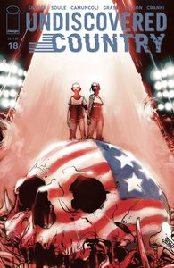 [Undiscovered Country #18 (Cover A Camuncoli) (Product Image)]
