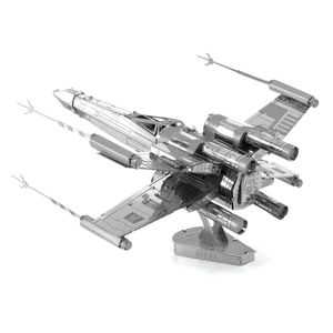 [Star Wars: Metal Earth Model Kits: X-Wing (Product Image)]