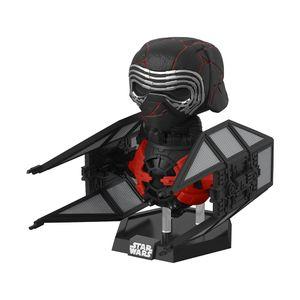 [Star Wars: The Rise Of Skywalker: Deluxe Pop! Vinyl Figure: Supreme Leader Kylo Ren In Tie Whisper (Product Image)]