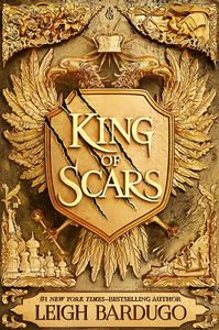 [King Of Scars: Book 1: King Of Scars (Signed Edition Hardcover) (Product Image)]
