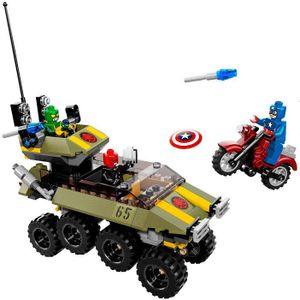 [Marvel: Lego: Avengers: Captain America Vs Hydra (Product Image)]