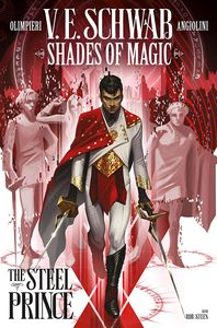 [Shades Of Magic: The Steel Prince (Product Image)]
