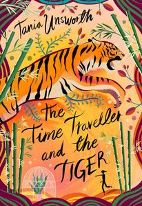 [The Time Traveller & The Tiger (Hardcover) (Product Image)]