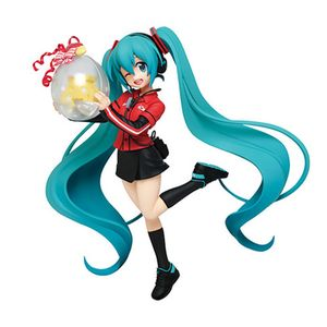 [Vocaloid: Hatsune Miku: PVC Statue: Uniform Version (Product Image)]