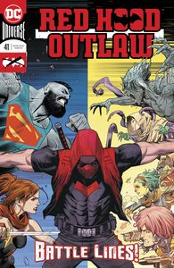 [Red Hood: Outlaw #41 (Product Image)]