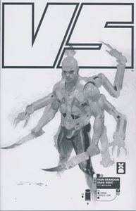 [VS #1 (Ribic Image Expo Exclusive Sketch Variant) (Product Image)]