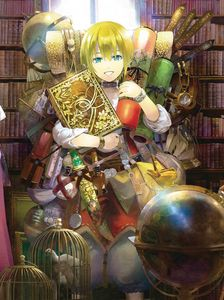 [Magus Of The Library: Volume 3 (Product Image)]