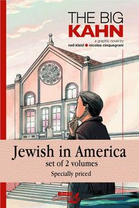 [Jewish In America Set: Volume 1-2 (Product Image)]