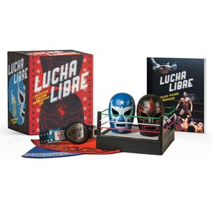 [Lucha Libre: Mexican Thumb Wrestling Set (Product Image)]