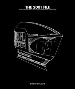 [2001 File: Harry Lange & The Design Of The Science Fiction Film (Hardcover) (Product Image)]