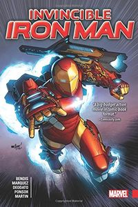 [Invincible Iron Man By Bendis (Hardcover) (Product Image)]