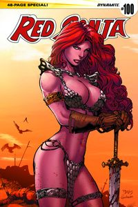 [Red Sonja #100 (Cover A Ed Benes) (Product Image)]