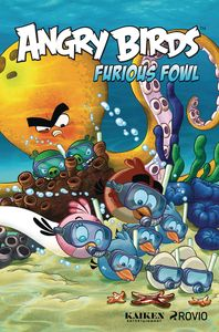 [Angry Birds: Furious Fowl (Hardcover) (Product Image)]