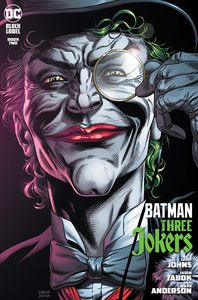 [Batman: Three Jokers #2 (Top Hat Premium Variant) (Product Image)]
