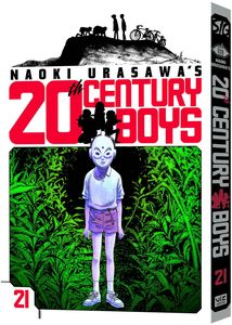 [Naoki Urasawa 20th Century Boys: Volume 21 (Product Image)]