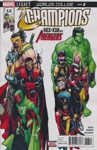 [Champions #13 (Legacy) (Product Image)]