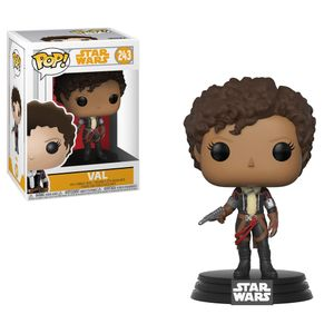 [Solo: A Star Wars Story: Pop! Vinyl Bobble-Head: Val (Product Image)]