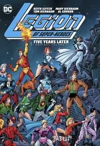 [Legion Of Super Heroes: Five Years Later: Omnibus (Hardcover) (Product Image)]