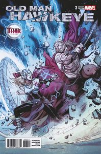 [Old Man Hawkeye #3 (Coipel Mighty Thor Variant) (Legacy) (Product Image)]