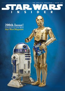 [Star Wars Insider #200 (Subscription Variant) (Product Image)]