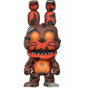 [Five Nights At Freddy's: Pop! Vinyl Figure: Glow In The Dark Jack-O-Bonnie (Product Image)]
