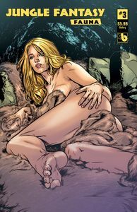 [Jungle Fantasy: Fauna #3 (Sultry Variant) (Product Image)]