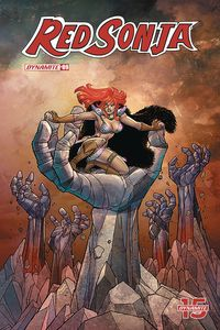 [Red Sonja #9 (Cover A Conner) (Product Image)]